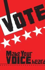 Vote Book by insaneredhead