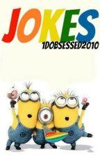 Jokes by 1Dobsessed2010