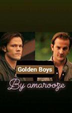 Golden Boys: Sabriel by amarooze