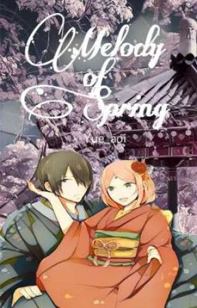 Melody of Spring (Sasuke x Sakura Fanfiction) by Yue_aoi