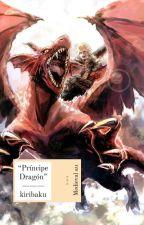 Príncipe Dragón [Kiribaku/Serokami]  by Nina_Sing