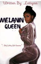 Melanin Queen  by _Latiyaa
