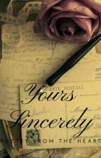 Yours sincerely ||POETRY|| by pandacornsaysblah