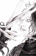 Boys Don't Cry  (Edward scissorhands Fanfiction) by Mistress_Crimson_Bat
