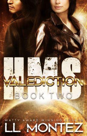 HMS Valediction by LLMontez