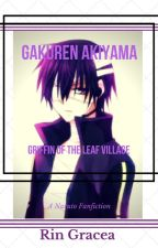 Gakuren Akiyama: Griffin Of the Leaf village (Naruto Fanfic.) by RinGracea