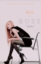 SHE's THE BOSS [A ROSEKOOK FANFICTION ]-Sequel by Rosie_Kookie97