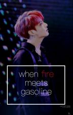 when fire meets gasoline    jjk•myg by HiMinnie