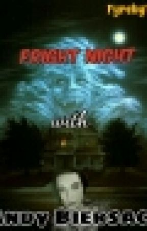 Fright Night with Andy Biersack by fyrebytch
