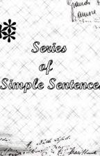 Serangkai kalimat sederhana by azytaazyta