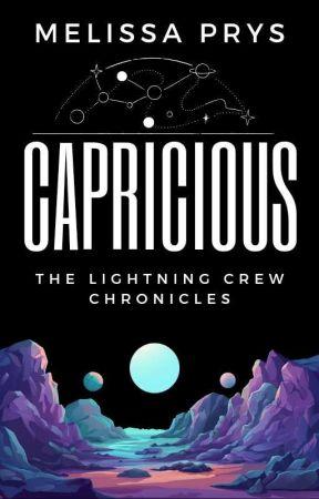 Capricious - Lightning Sprite Book One by MelissaPrys