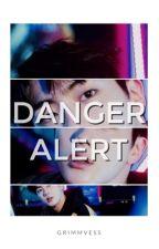 (Jin x BTS) Danger Alert! by grimmvess