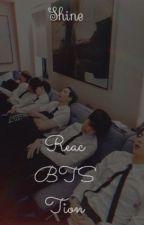 """REAC """"BTS"""" TION by Shin_e_Sunn_y"""