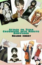 Attack On Titan cross over with Naruto Shippunded by rayrajoon