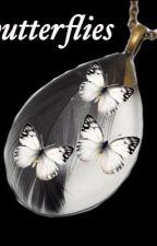 3 butterflies by kawaii_kawaii_nini