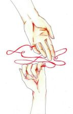 Red Strings / 赤绳 by kurenai86