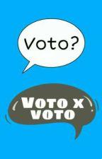 Voto x voto by odiadax1000