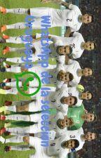 WhatsApp de la selección Uruguaya. by RoxyDeBernasconi