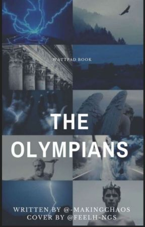 The Olympians by -MakingChaos