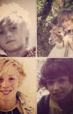New School, New Start//The Vamps FanFiction by Connors_girl
