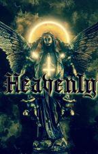 Heavenly (Oscar Diaz) by LinaiWolf