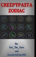 Creepypasta Zodiacs by Kat_The_Pyro