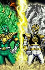 Green Ranger In Dxd by KingCrownedClown