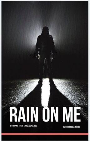 Rain On Me (Michael Jackson Fan Fiction) by cupcakediamondx