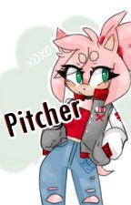 Pitcher (Sonic High School AU) by WannabeEmPad