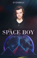 space boy; larry au by -everbels