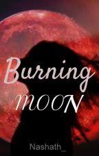 Burning Moon by nashath_