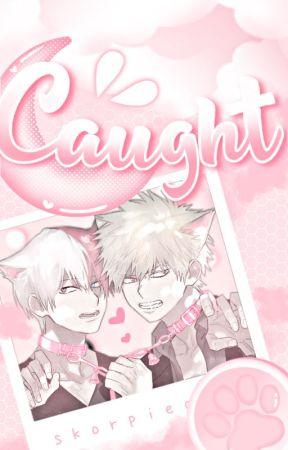 Caught ☽「todoroki, bakugou」 by SKORPIEON