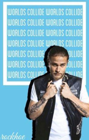World's Collide. J.T.  by rockhoe