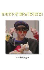 november | minsung by jisvngs
