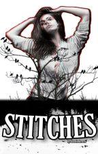 Stitches》Teen Wolf  by lovethebreeze