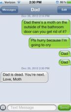 Funny Text Messages by cupcake1516