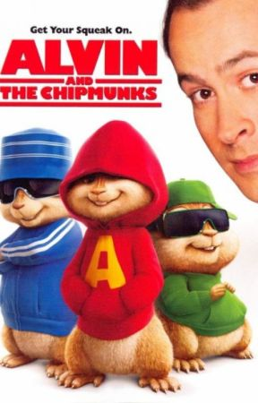 Alvin and the Chipmunks (Dave's Daughter) by katherinep97