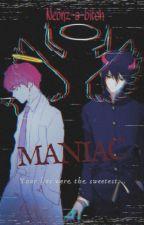 Maniac (yandere Sasuke!) by Neonz-a-bitch
