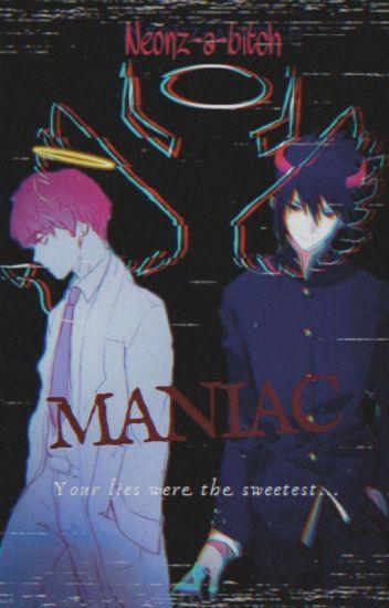 Maniac (yandere Sasuke!)