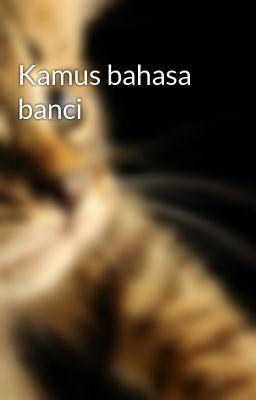 Kamus bahasa banci