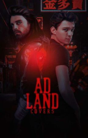 AD LAND || Books covers [✅] by WOWanda