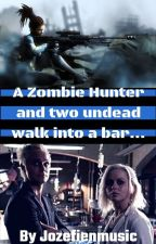 iZombie Short Story: A Zombie Hunter and two Undead Walk into a Bar... by jozefienmusic
