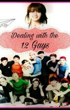 Dealing with the 12 Guys by mochadustangel