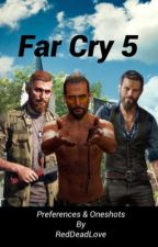 Far Cry 5 Preferences by JohnsYes