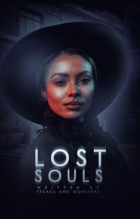 Lost Souls | PLOT SHOP by freaksandmonsters