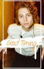 Good Timing ❁ Muke A. U by courtxmae