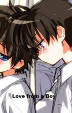 Love from a Boy by AznChicken