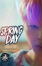 [Jimin ff] Spring Day by stha2501