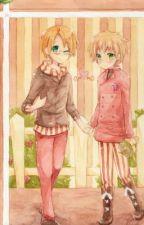 USUK; Valentine wishes<3 by WhippedCream98