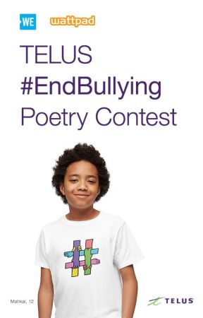 TELUS #EndBullying Poetry Contest [CLOSED] by TELUS